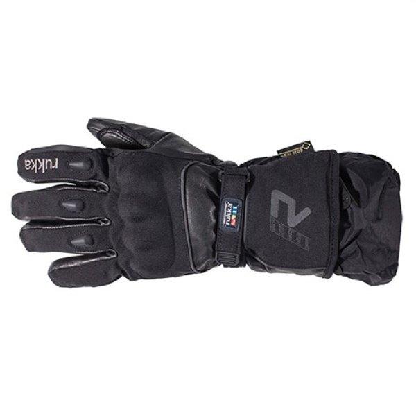 Fiennes Gloves Black Gloves