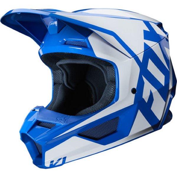 V1 Prix Helmet Blue Fox Helmets