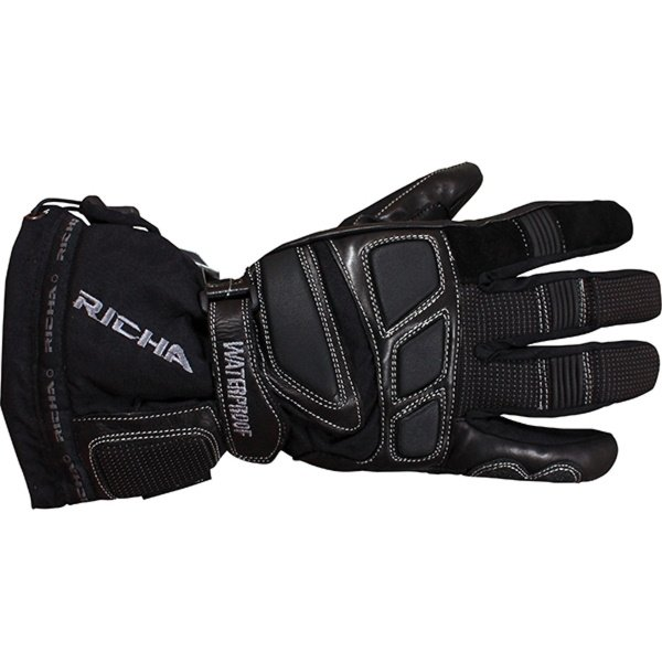 Carbon Winter Gloves Black Winter Gloves