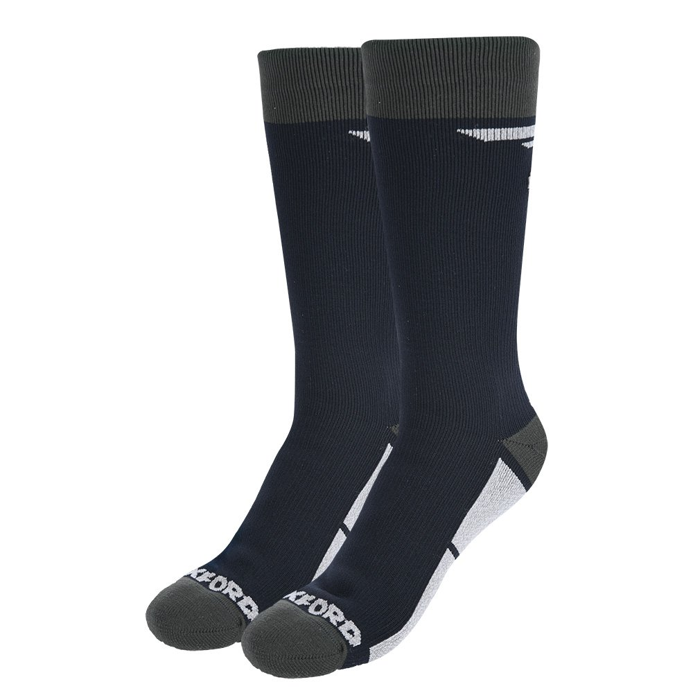 Waterproof Oxsocks Black Socks