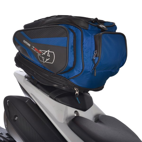 T30R Tailpack Blue Tail Packs