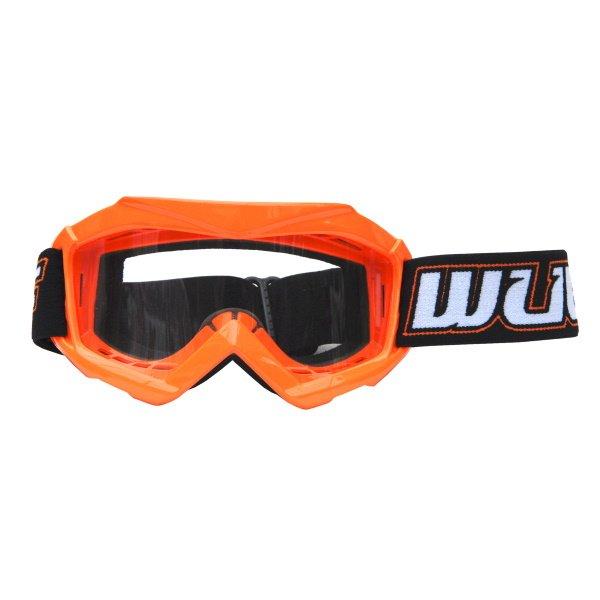 Cub Goggle Orange Wulfsport