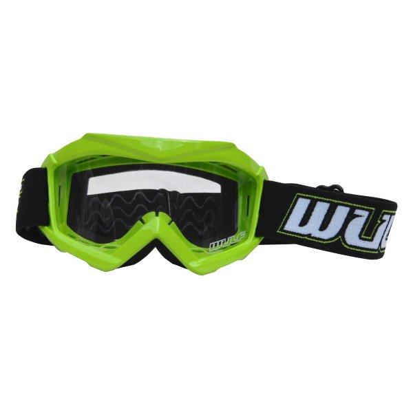Cub Goggle Green Wulfsport
