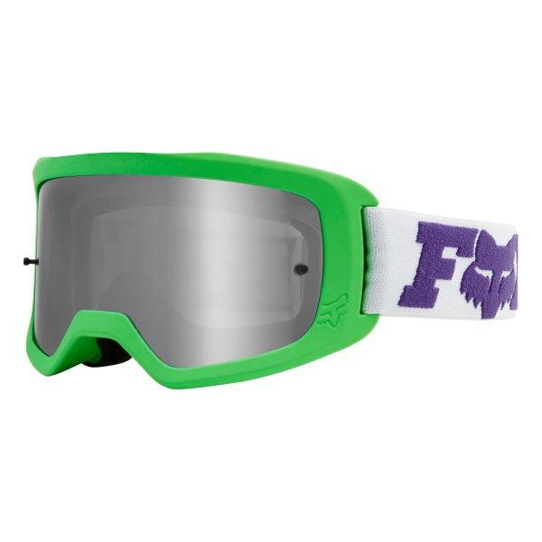 Fox Main II Linc Spark Multicolour MX Goggles Left Side