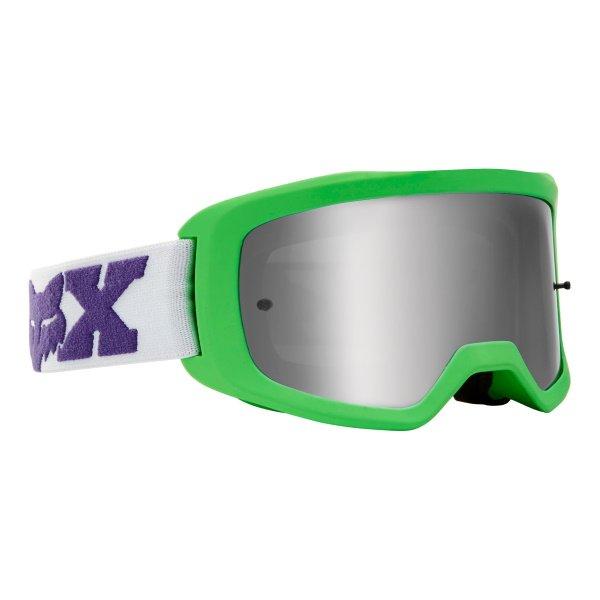 Fox Main II Linc Spark Multicolour MX Goggles Right Side