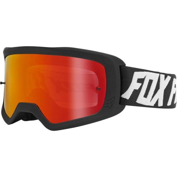 Fox Main II Wynt Spark Black MX Goggles