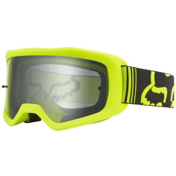 Fox Main II X Spark Flo Yellow MX Goggles