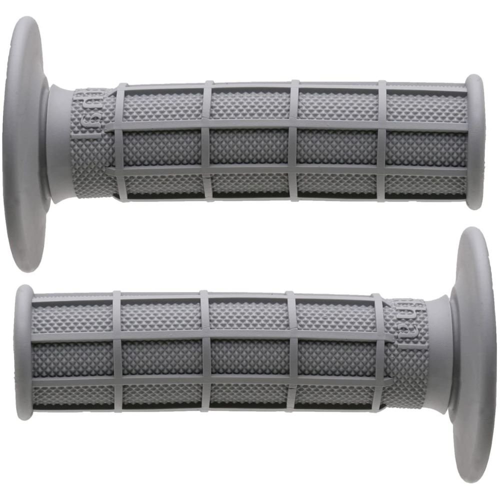 Grips Soft Full Waffle MX Light Grey Grips