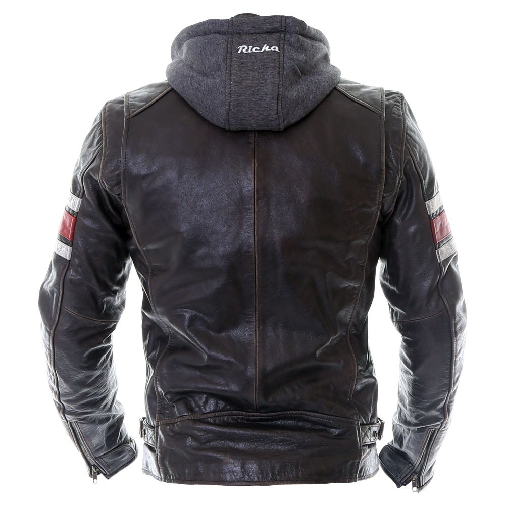 Richa Toulon Jacket Red Size: Mens UK - 36