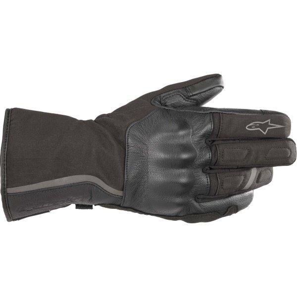 Alpinestars Stella Tourer W-7 DS Ladies Black Motorcycle Gloves Back