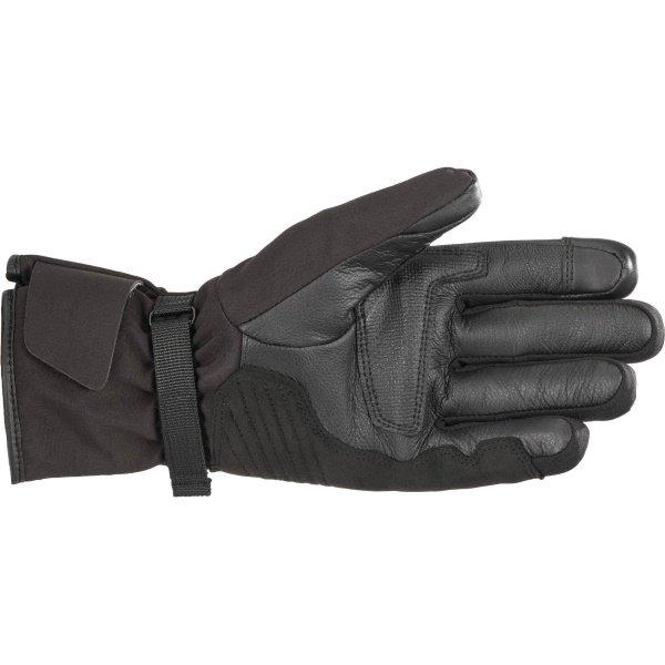 Alpinestars Stella Tourer W-7 DS Ladies Black Motorcycle Gloves Palm