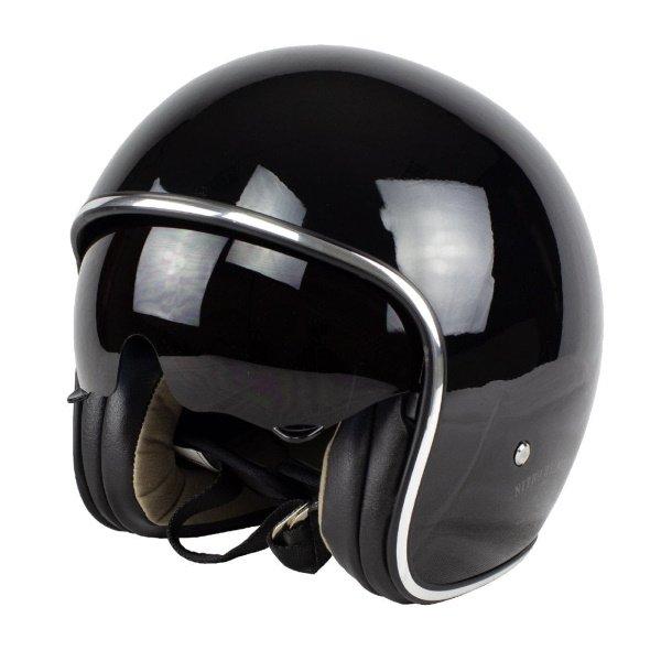X580 Uno DVS Helmet Black Motorcycle Helmets