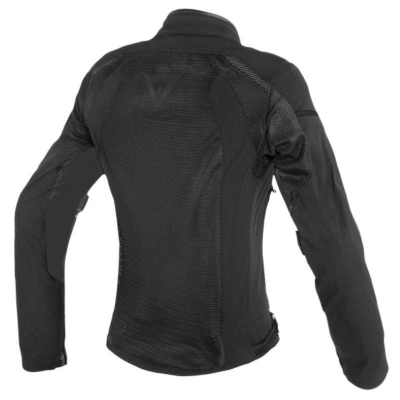 Dainese Air Frame D1 Lady Tex Jacket Black Black