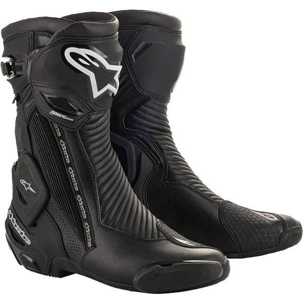 Alpinestars SMX Plus V2 Boots Black Mens - 10