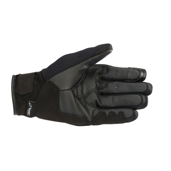 Alpinestars Stella S Max DS Ladies Black Teal Motorcycle Gloves Palm