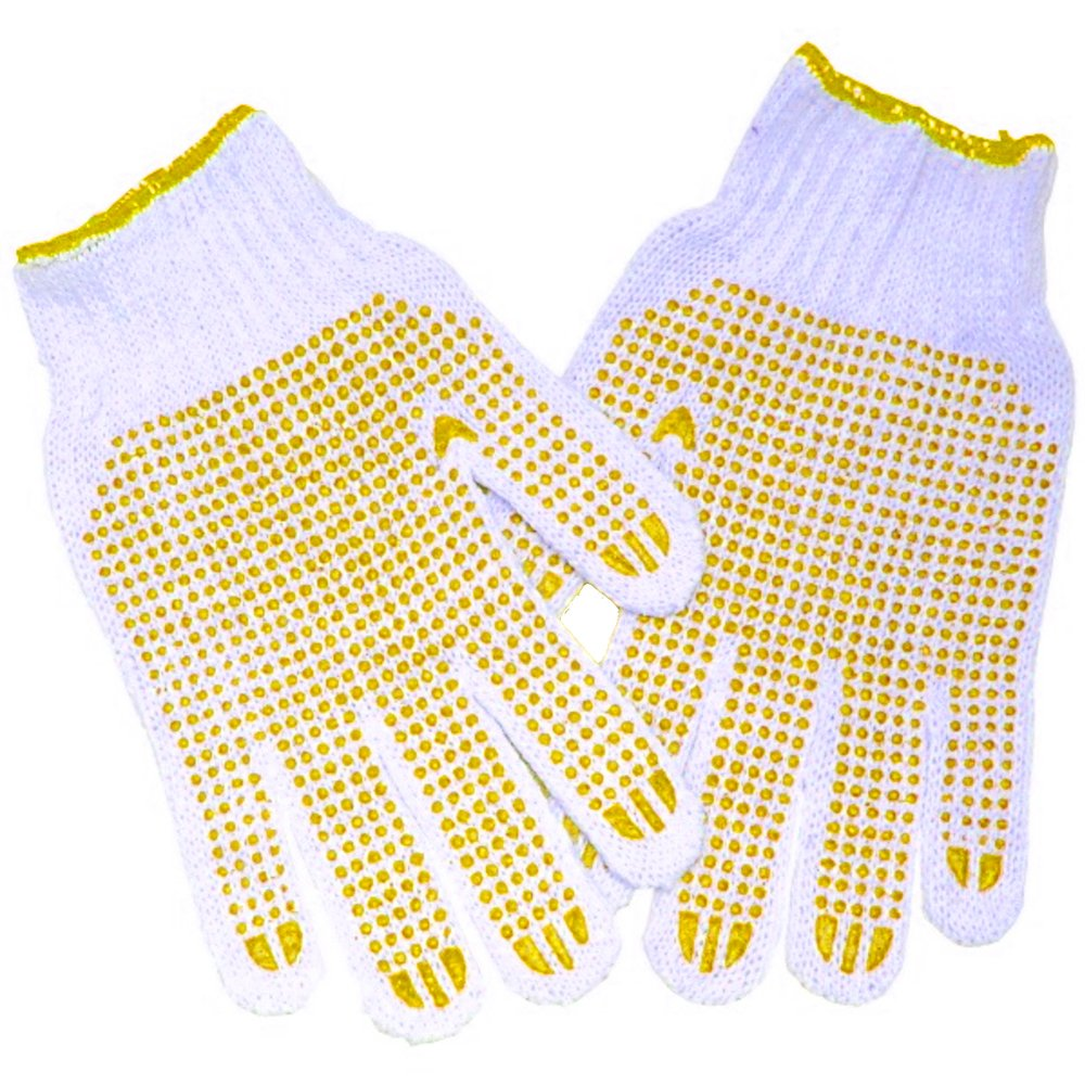 Protective Work Gloves 1pr Tools & Equipment