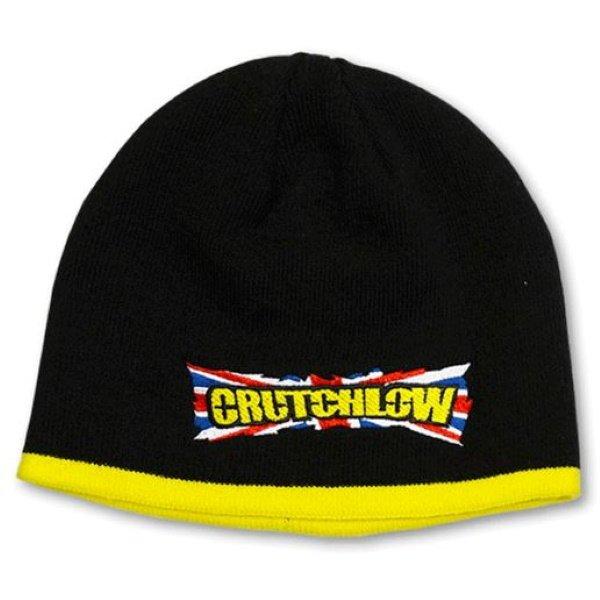 Beanie Crutchlow 35 Black Hats