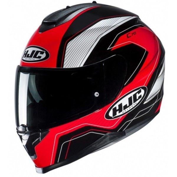 C70 Lianto Helmet Red