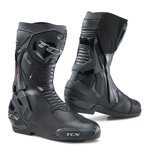 ST-Fighter Goretex Boots Black Gore-Tex Boots