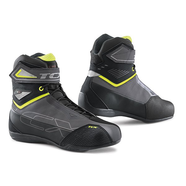 Rush 2 WP Boots Grey Yellow Fluo Boots