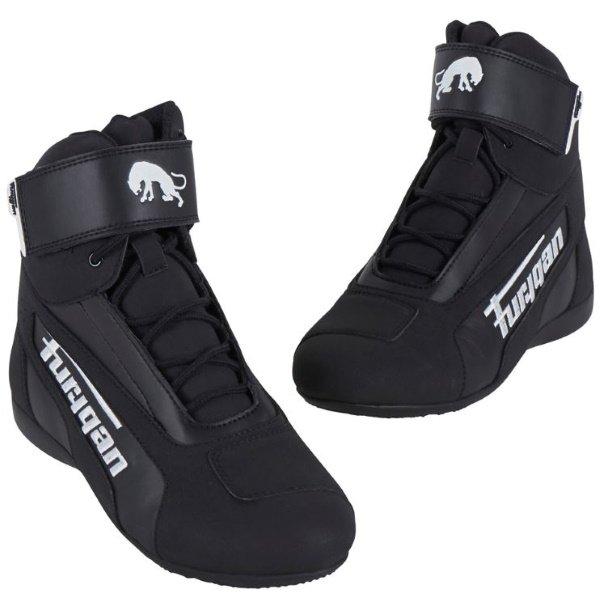 Zephyr D30 WP Boots Black White Boots