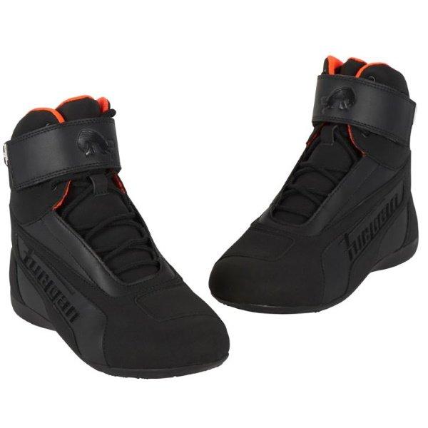 Zephyr D30 WP Boots Black Orange Boots