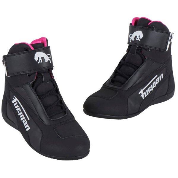 Zephyr D30 Lady WP Boots Black Pink Furygan Ladies
