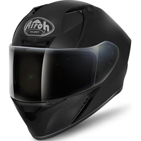 Valor Helmet Matt Black Airoh Helmets