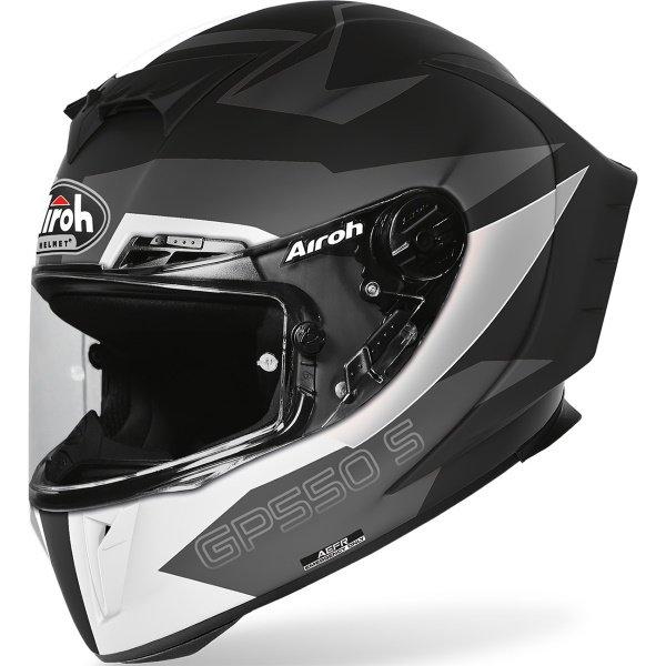 Airoh GP550S Vektor Helmet Matt Black Size: XS