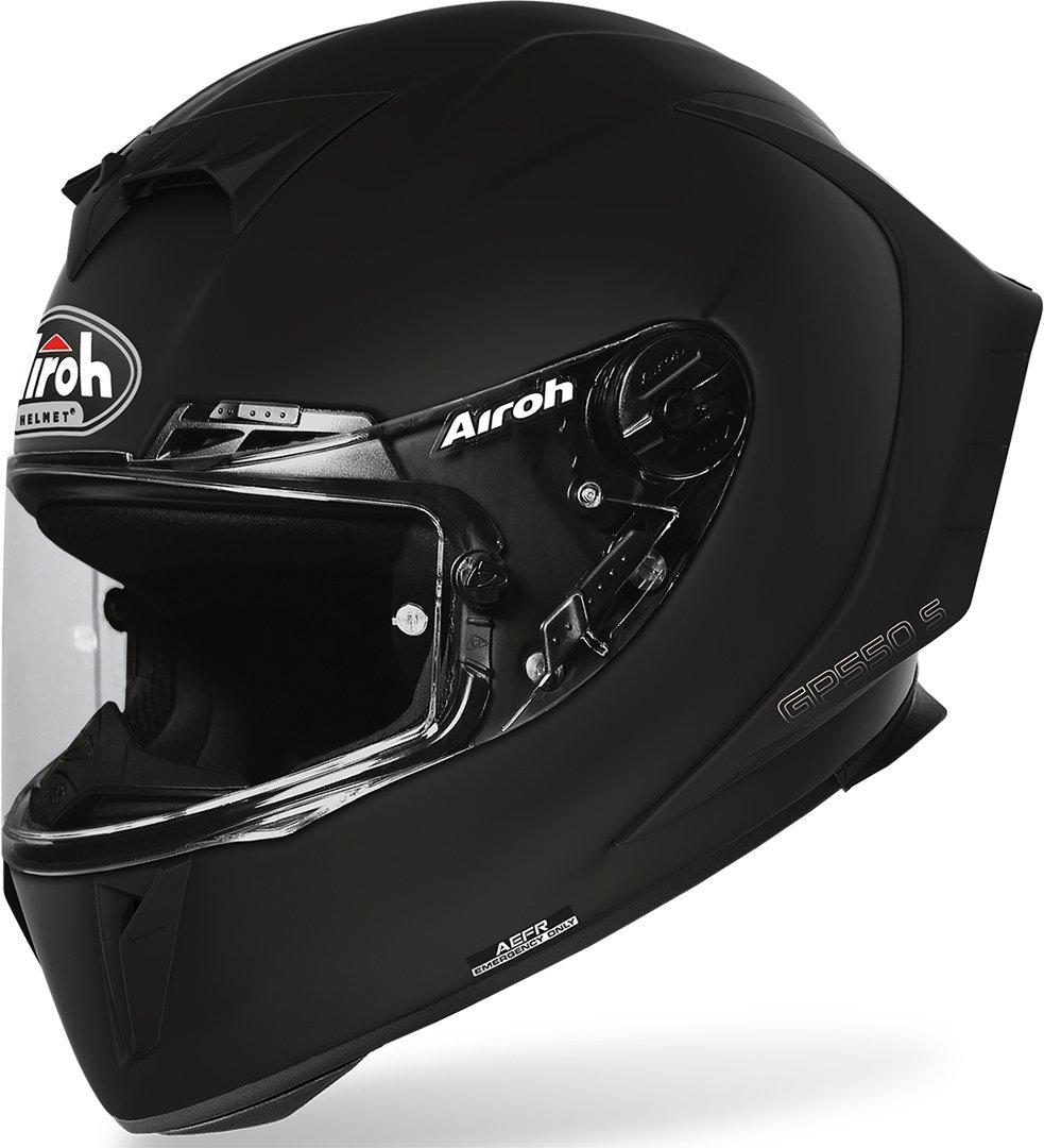Airoh GP550S Helmet Black Matt Size: XS
