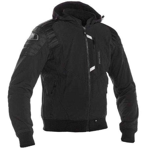 Atomic Jacket Black Richa Clothing