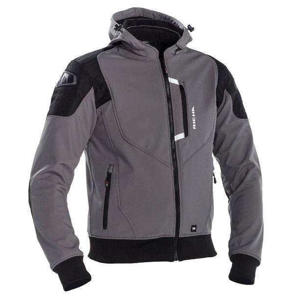 Atomic Jacket Grey Clothing