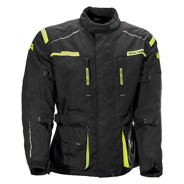 Axel Jacket Black Fluo Clothing