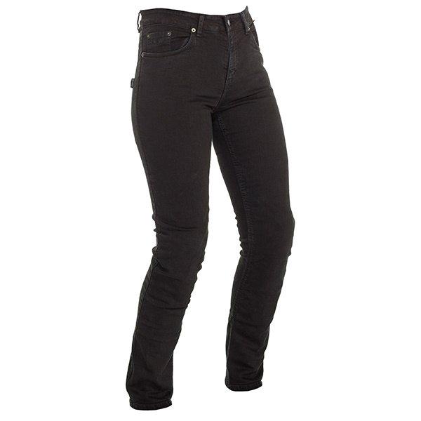 Nora Slim Jeans Black Richa Ladies