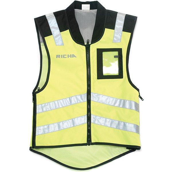 Safety Jacket Fluo Hi-Viz Clothing