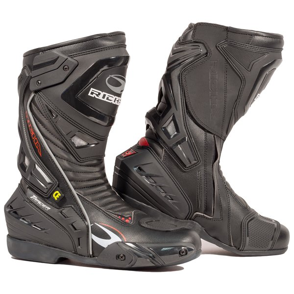 Tracer Evo boots Black Richa Boots