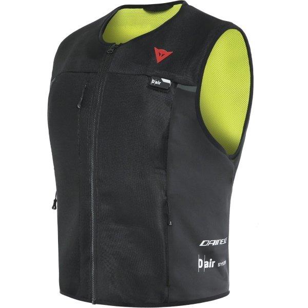 Smart Jacket Black Air Bags