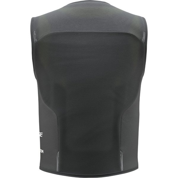 Dainese Smart Jacket Black Mens Motorcycle Airbag Vest Back