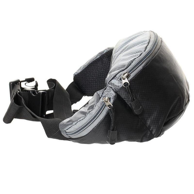 BikeTek Bum Bag Black Black