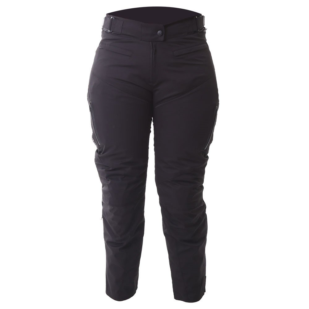 Race Sport Ladies Pants Black Ladies Motorcycle Clothing, Boots And Gloves