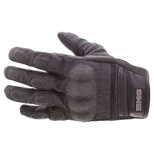 Denim Ladies Glove Black Ladies