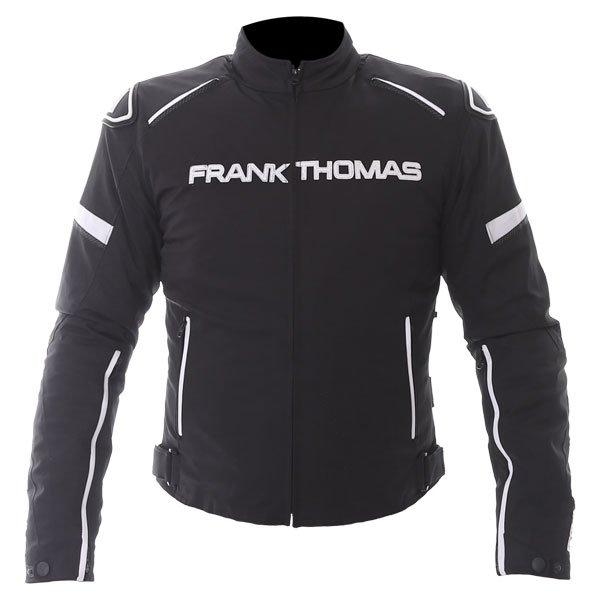 Evo Race WP Jacket Black White