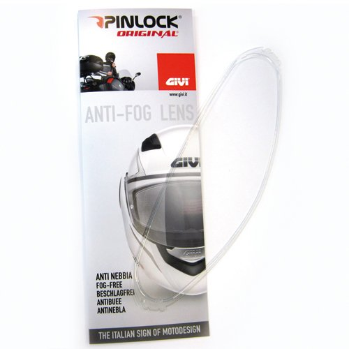 X08 Pinlock Clear Pinlock Anti-Fog Lenses