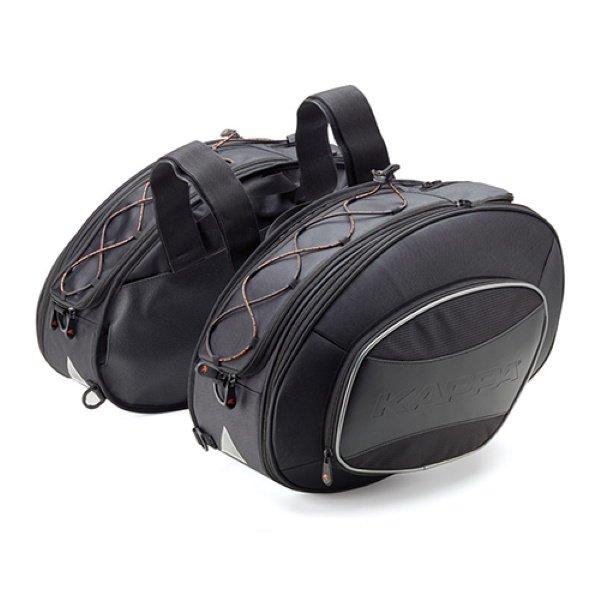 Saddle Bag Expandable Panniers