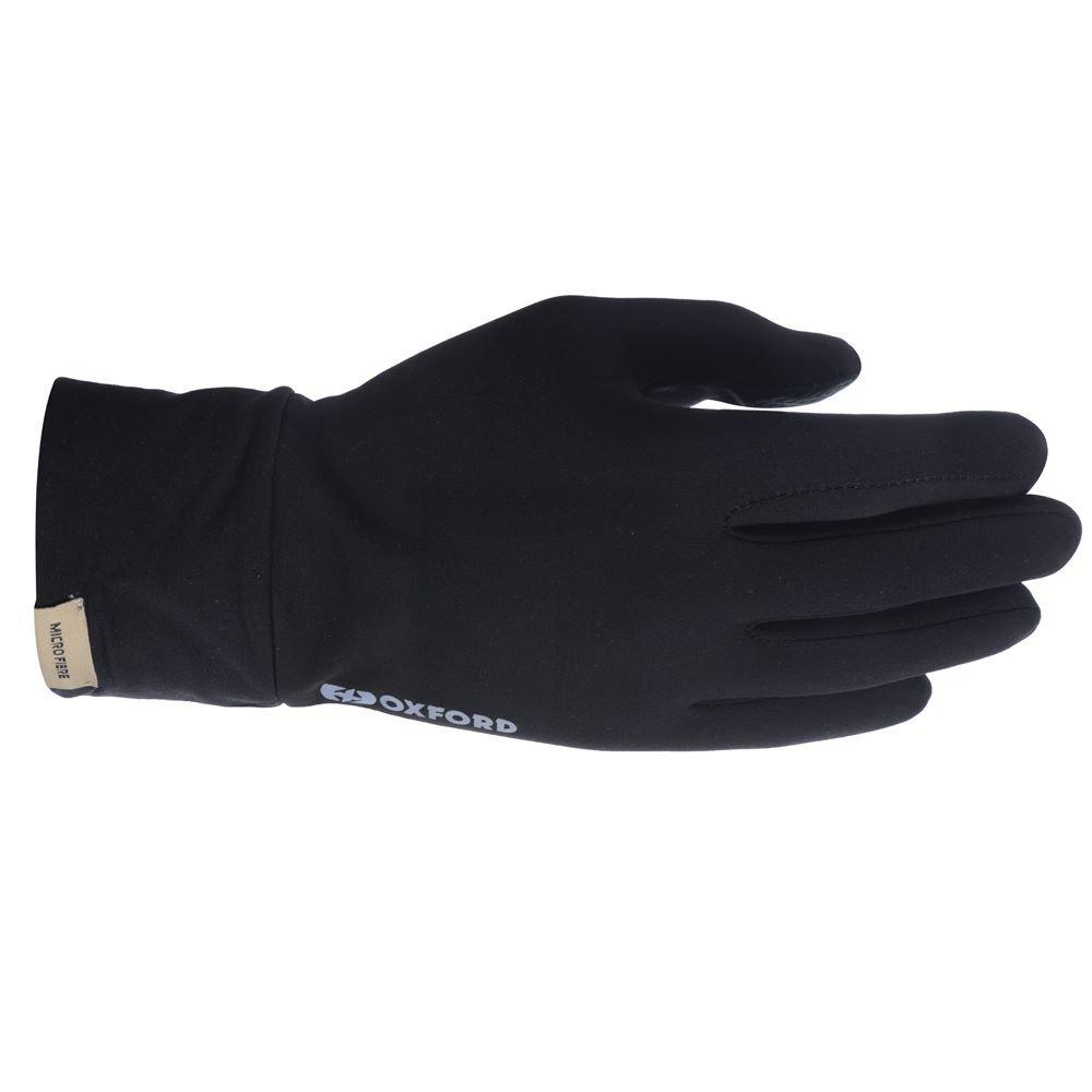 Deluxe Micro Fibre Gloves Black Inner Gloves