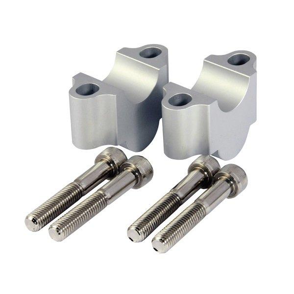 Aluminium CNC 30mm Riser 28.6 Handlebars
