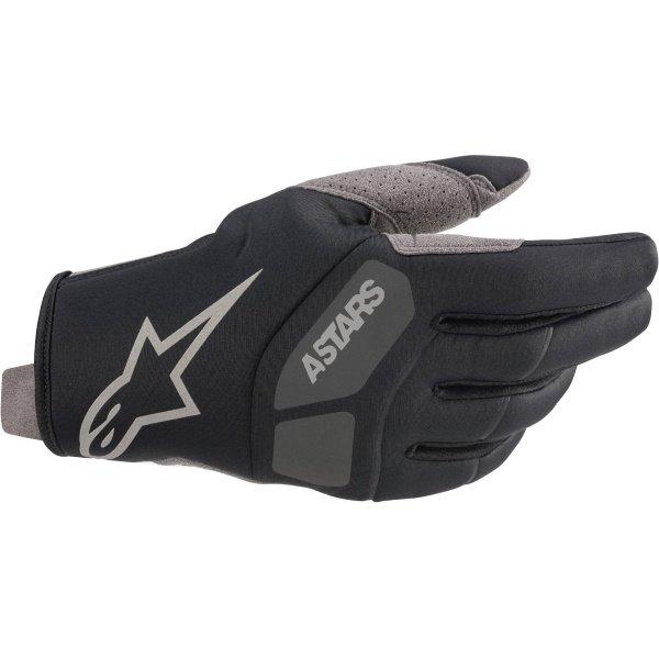 Thermo Shielder Gloves Black Dark Grey Alpinestars