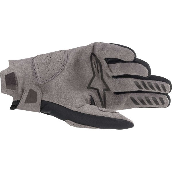 Alpinestars Thermo Shielder Black Dark Grey MX Gloves Palm