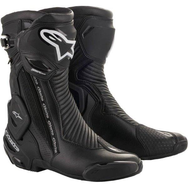 SMX Plus V2 Goretex Boots Black Silver Alpinestars
