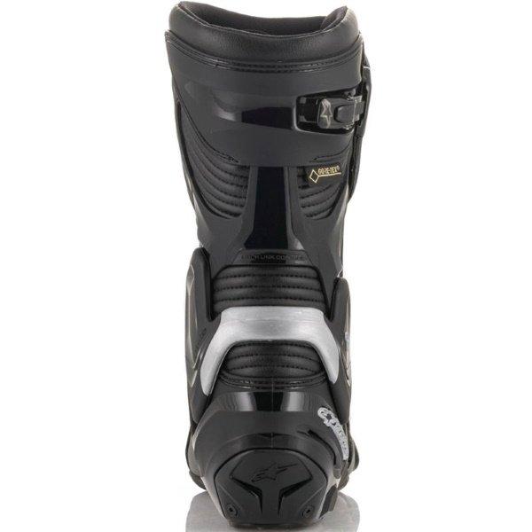 Alpinestars SMX Plus V2 Goretex Boots Black Silver Size: UK 9